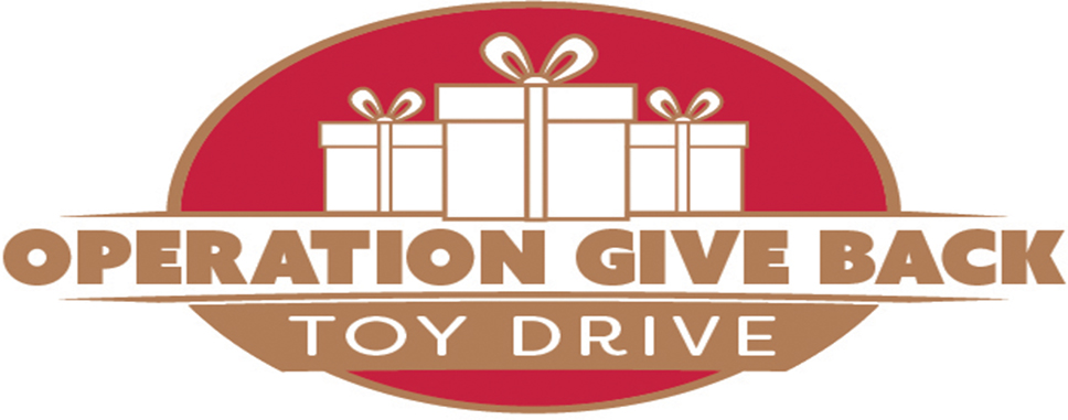 Operation Give Back Toy Drive logo